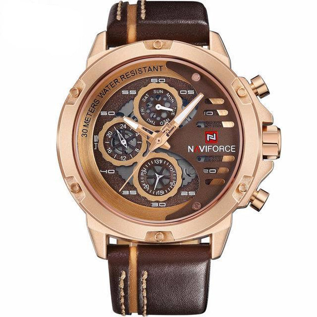 Luxury Naviforce Reverse Men's Watch