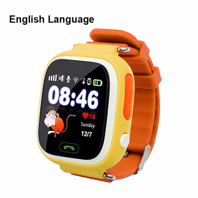Kids GPS Smart Watch Tracker