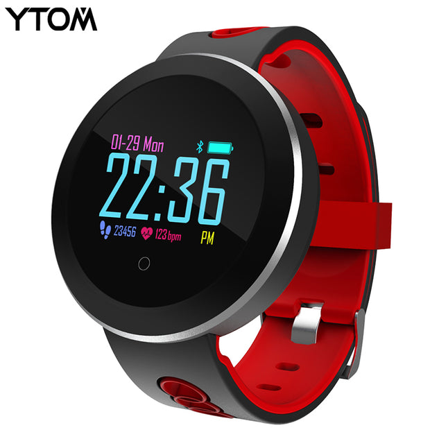 Smart Bluetooth Wrist Watch - IP68 Waterproof Standard