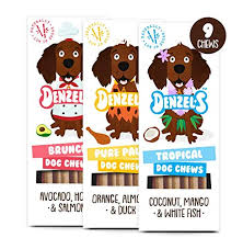 **DENZELS -  Healthy Snacks for dogs with SUPERFOODS (grain free, 100% hand-baked, 100% natural) (NOVIDADES!!)