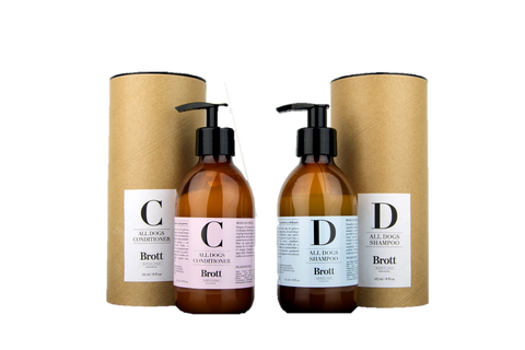 BROTT Barcelona® | NATURAL DOG CARE