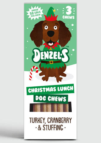Denzel´s Chews - XMAS LUNCH (Special Edition)