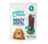 🍓🍃🦷Edgard & Cooper Sticks Doggy Dental - Morango & Menta cool - Medium PROMO 3+1 🔥