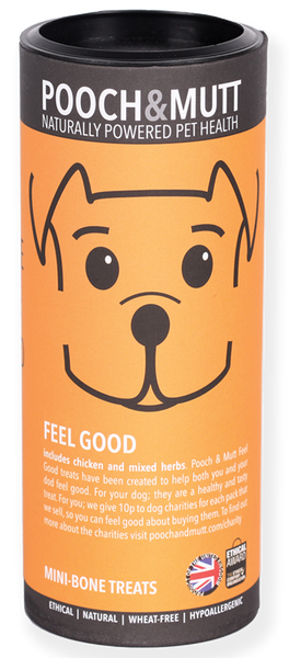 Tubo Snacks FEEL GOOD (BEM ESTAR)