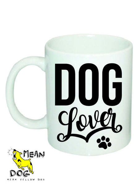 Mean Yellow Dog - MUG 016 - DOG Lover - HEROES OF KINDNESS pet business distributors