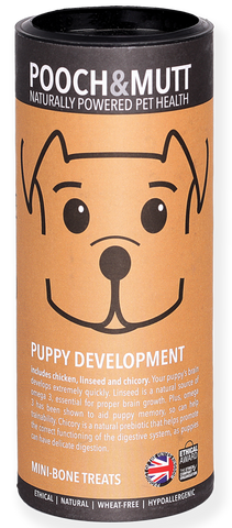Snacks PUPPY DEVELOPMENT  (CACHORROS <12 meses)