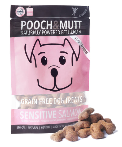 Pooch & Mutt® | Snacks SENSITIVE SALMON