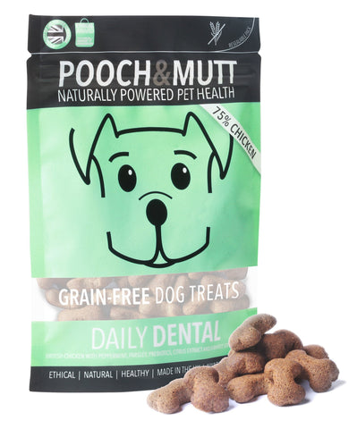 Pooch & Mutt® |  Snacks DAILY DENTAL