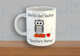 Personalised Mug for Teacher