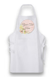 Floral Stripe Collection Apron