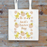 Personalised Easter Tote Bag