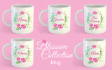 Blossom Collection Mug