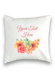 Orange Blossom Collection Cushion Cover
