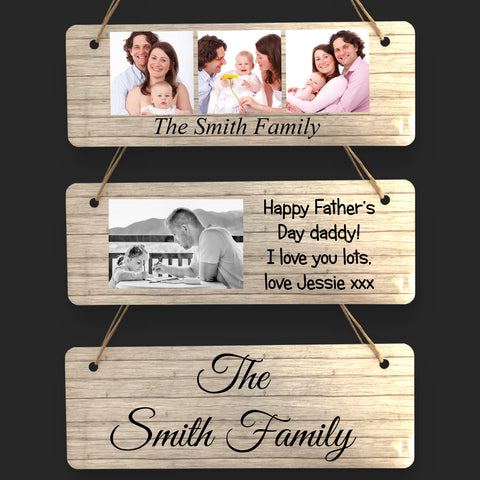 Personalised Plaque