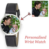 Personalised Mens Wrist Watch