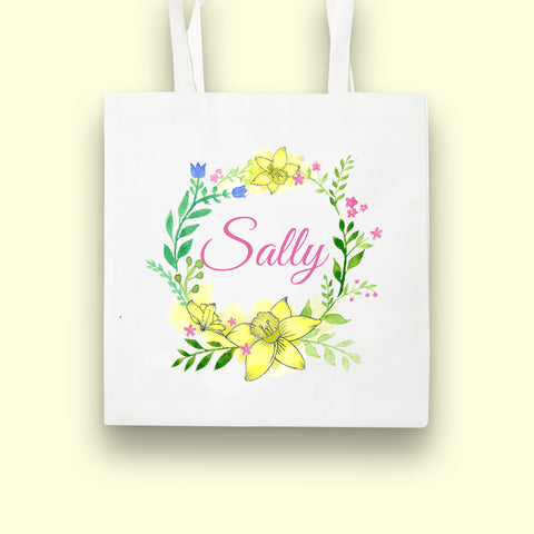 Spring Collection Tote Bag