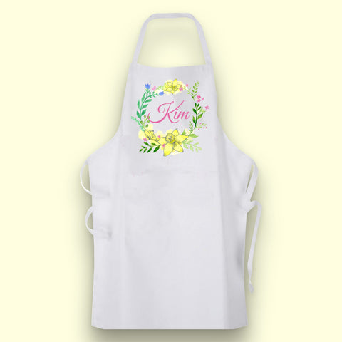 Spring Collection Apron