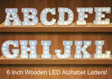 LED Stand Up Letters
