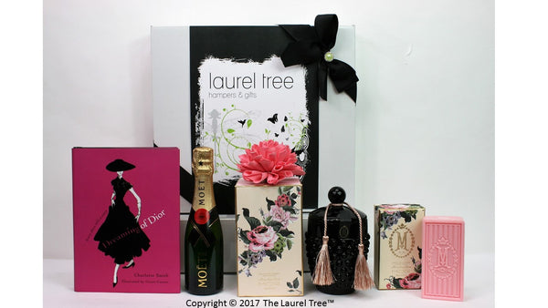 LAUREL TREE DIOR DREAMING GIFT HAMPER