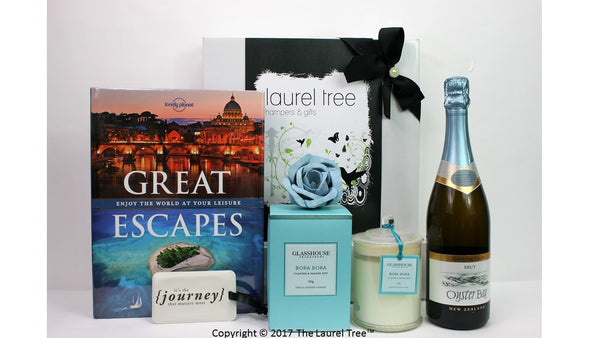 LAUREL TREE GREAT ESCAPE ADVENTURES GIFT HAMPER