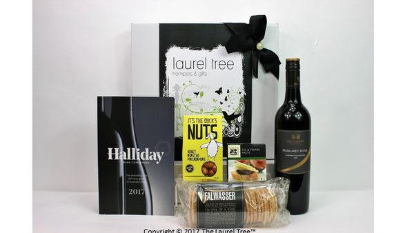 LAUREL TREE HALLIDAY GIFT HAMPER