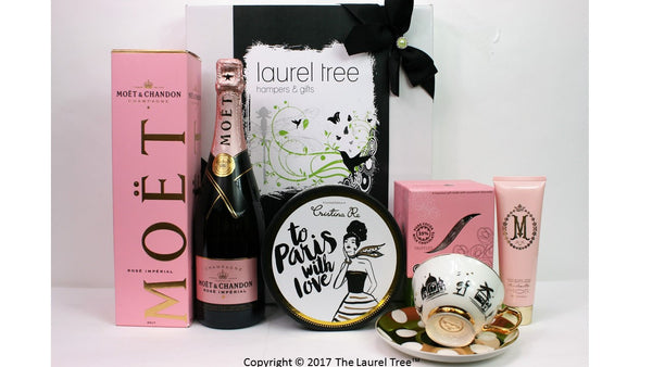 LAUREL TREE FANCY CHIC GIFT HAMPER