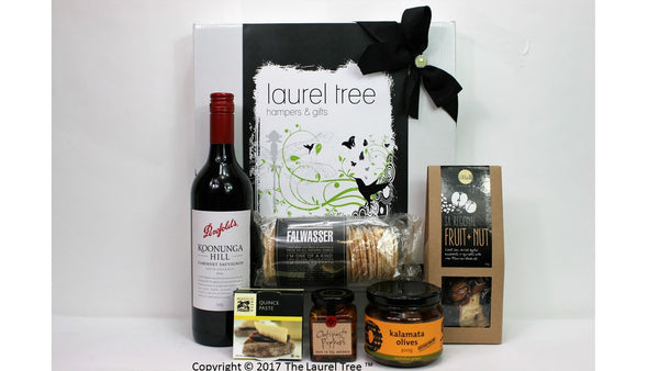 LAUREL TREE KOONUNGA HILL DELIGHT GIFT HAMPER