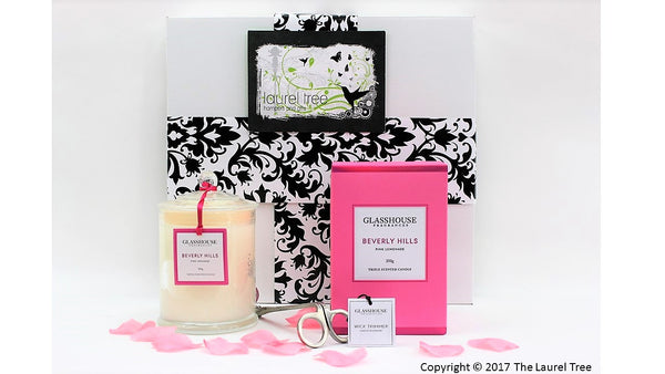 LAUREL TREE PINK LEMONADE GIFT HAMPER