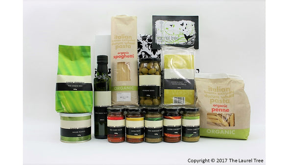 LAUREL TREE PROVIDORE GOURMET DELIGHT GIFT HAMPER