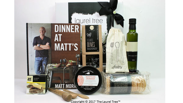 LAUREL TREE DINNER WITH MATT GIFT HAMPER
