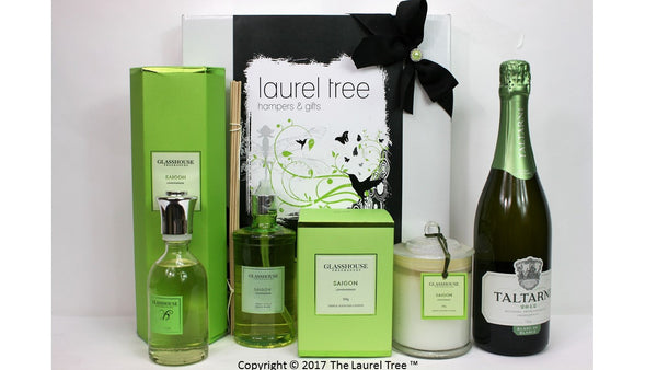LAUREL TREE SAIGON LEMONGRASS GIFT HAMPER