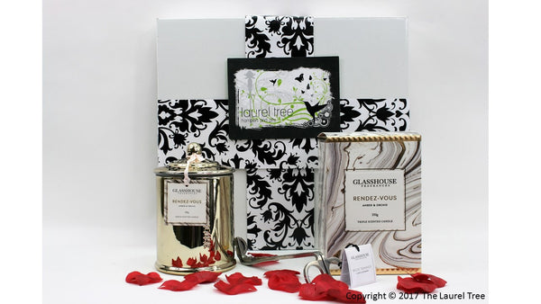 LAUREL TREE RENDEVOUS SCANDAL GIFT HAMPER