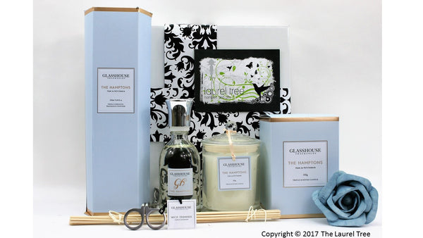 LAUREL TREE HAMPTONS DELUXE GIFT HAMPER