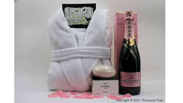 LAUREL TREE CHANEL MEET MOET LUXURY GIFT HAMPER