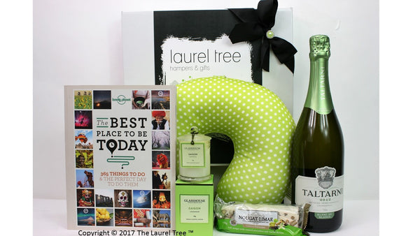 LAUREL TREE BEST PLACE TO BE GIFT HAMPER
