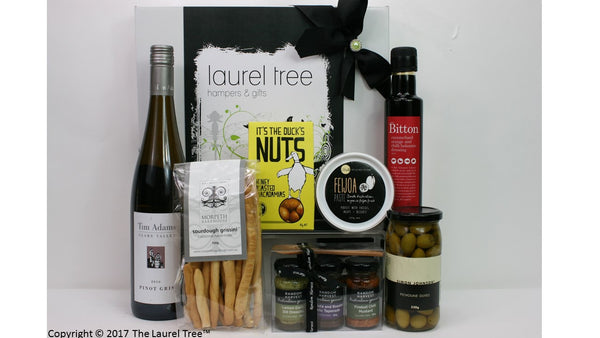 LAUREL TREE MIXED GOURMET DELIGHT GIFT HAMPER
