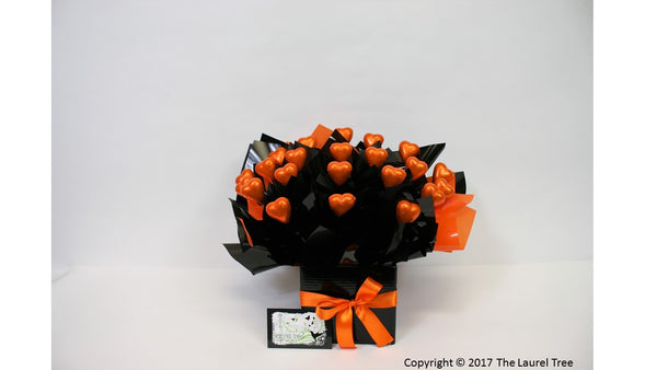 LAUREL TREE ORANGE DELIGHT CHOCOLATE BOUQUET