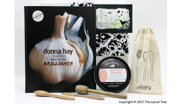 LAUREL TREE BASICS TO BRILLANCE GIFT HAMPER