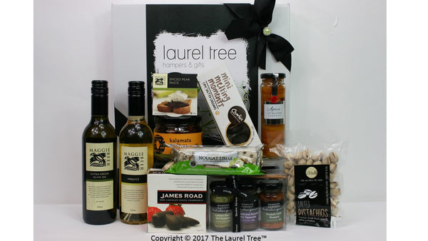 LAUREL TREE FINE FOOD GIFT HAMPER