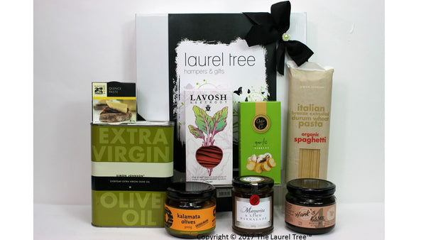 LAUREL TREE PANTRY GOURMET GIFT HAMPER