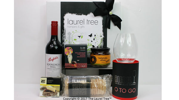 LAUREL TREE FLAVOURS GIFT HAMPER
