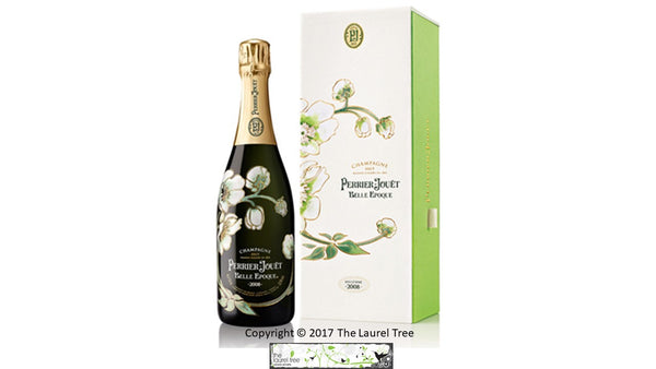 LAUREL TREE PERRIER-JOUET BELLE CHAMPAGNE GIFT HAMPER