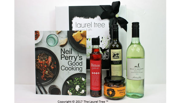 LAUREL TREE GOOD COOKING GIFT HAMPER