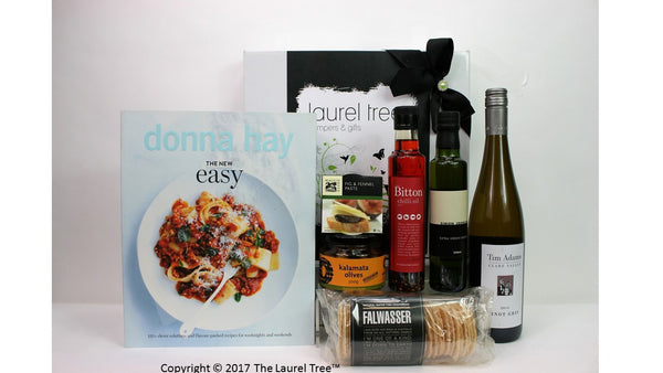 LAUREL TREE EASY COOKBOOK GIFT HAMPER