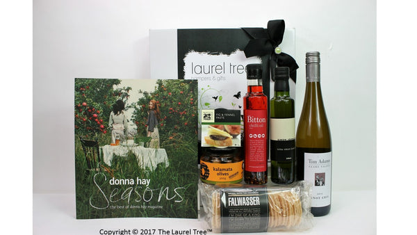 LAUREL TREE SEASONS GIFT HAMPER