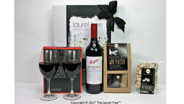 LAUREL TREE RIEDEL DELUXE WINE & NIBBLES