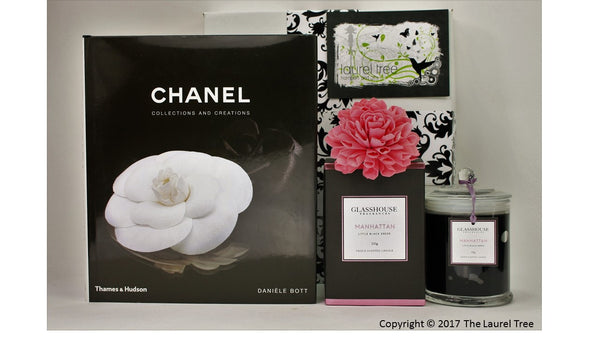 LAUREL TREE CHIC CHANEL & MANHATTAN GIFT HAMPER