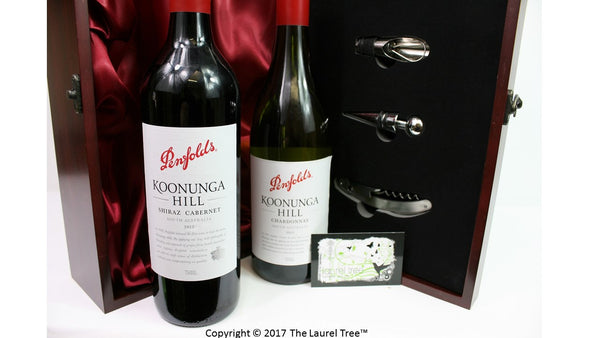 LAUREL TREE WINE DUO GIFT HAMPER