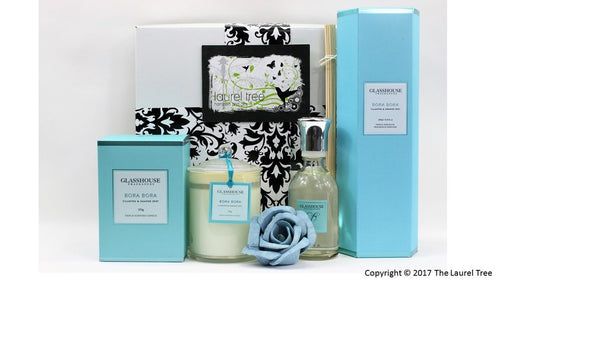 LAUREL TREE BORA BORA FRAGRANCE GIFT HAMPER