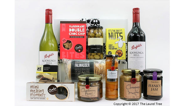 LAUREL TREE FOOD & WINE SHARE GIFT HAMPER